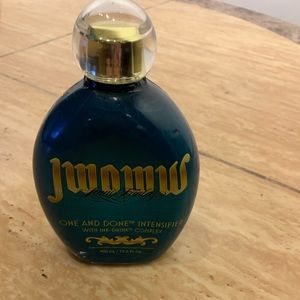 JWOW tanning lotion